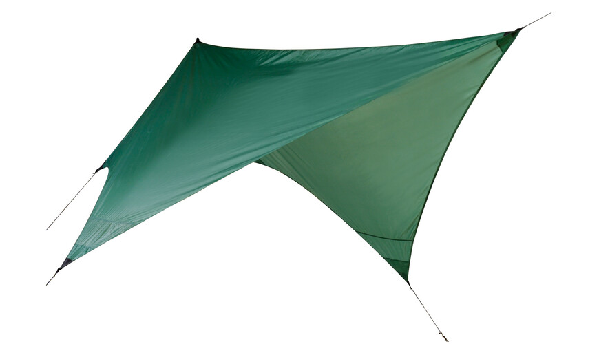 Nordisk Voss Diamond Tentwing SI Tarp forest green